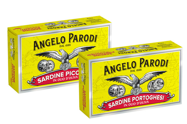 Angelo Parodi sardine