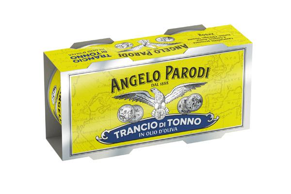 Angelo Parodi trancio di tonno