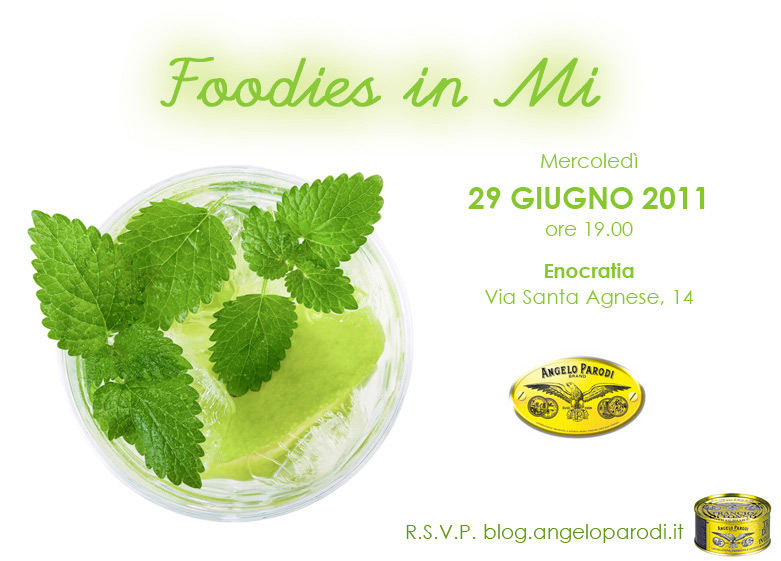 Lista partecipanti a Foodies in Mi by Angelo Parodi