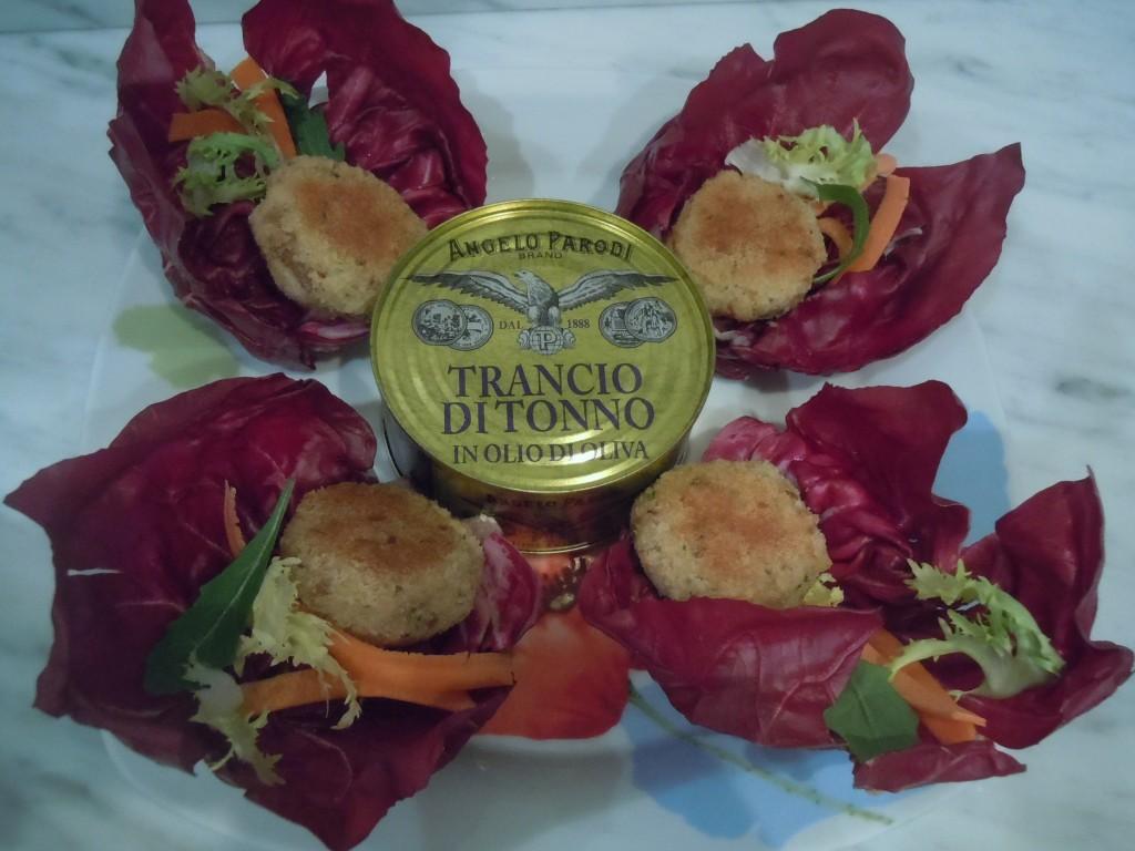 Orchidee di tonno di Simona Rossi