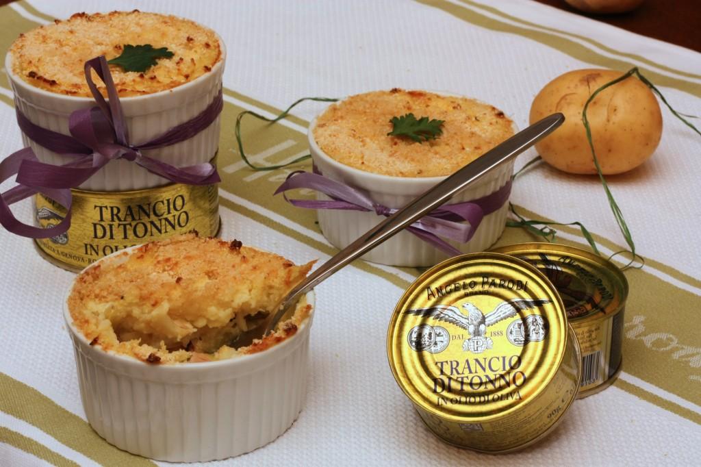 Gattò di patate e tonno al forno di Chiara, www.foodandcrafts.it