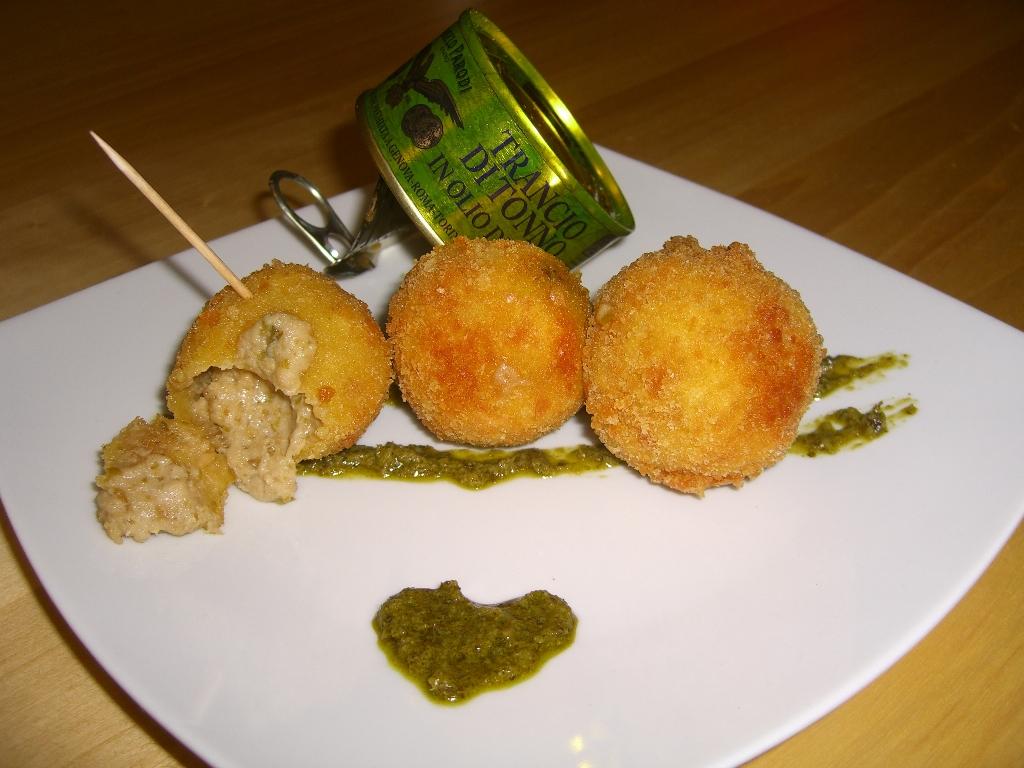 """Tonno alla """"finger food"""" di Chiara Goffi"""