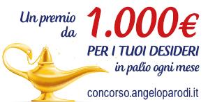 Angelo Parodi realizza i tuoi desideri