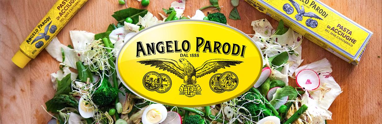 Angelo Parodi: Tonno, Sgombro e Sardine -